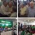 Michel Temer foi recebido pelo o ministro do turismo Henrique o ex. Governador Geraldo Melo  lideranças e militantes do PMDB