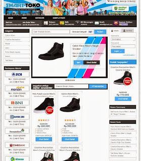 Kumpulan Theme Wordpress Untuk Toko Online