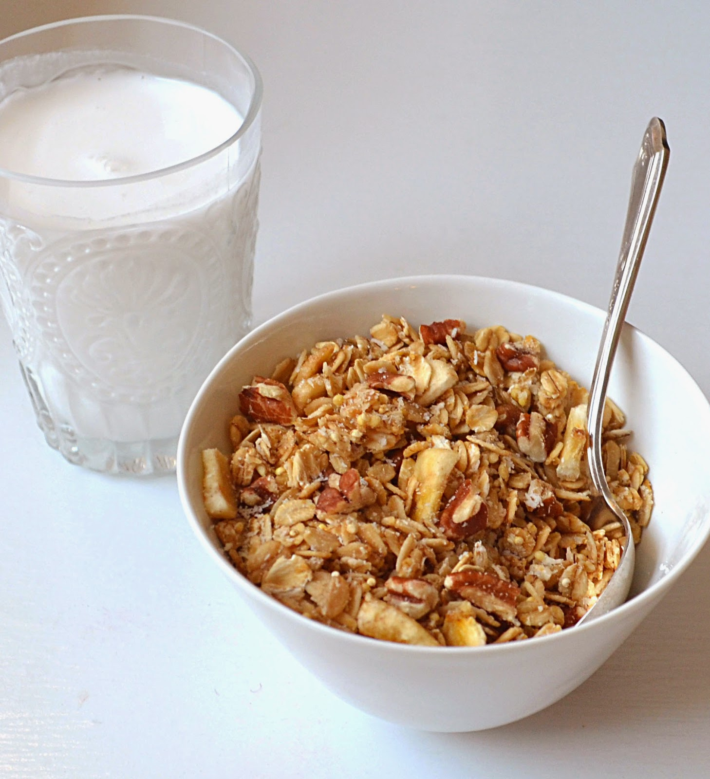 Toasted oats cereal recipe