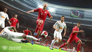Free Download PES ( Pro Evolution Soccer ) 2014