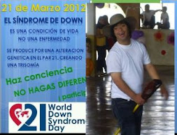 Día del Sindrome de Down