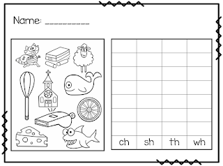 https://www.teacherspayteachers.com/Product/Digraph-Printables-2167816