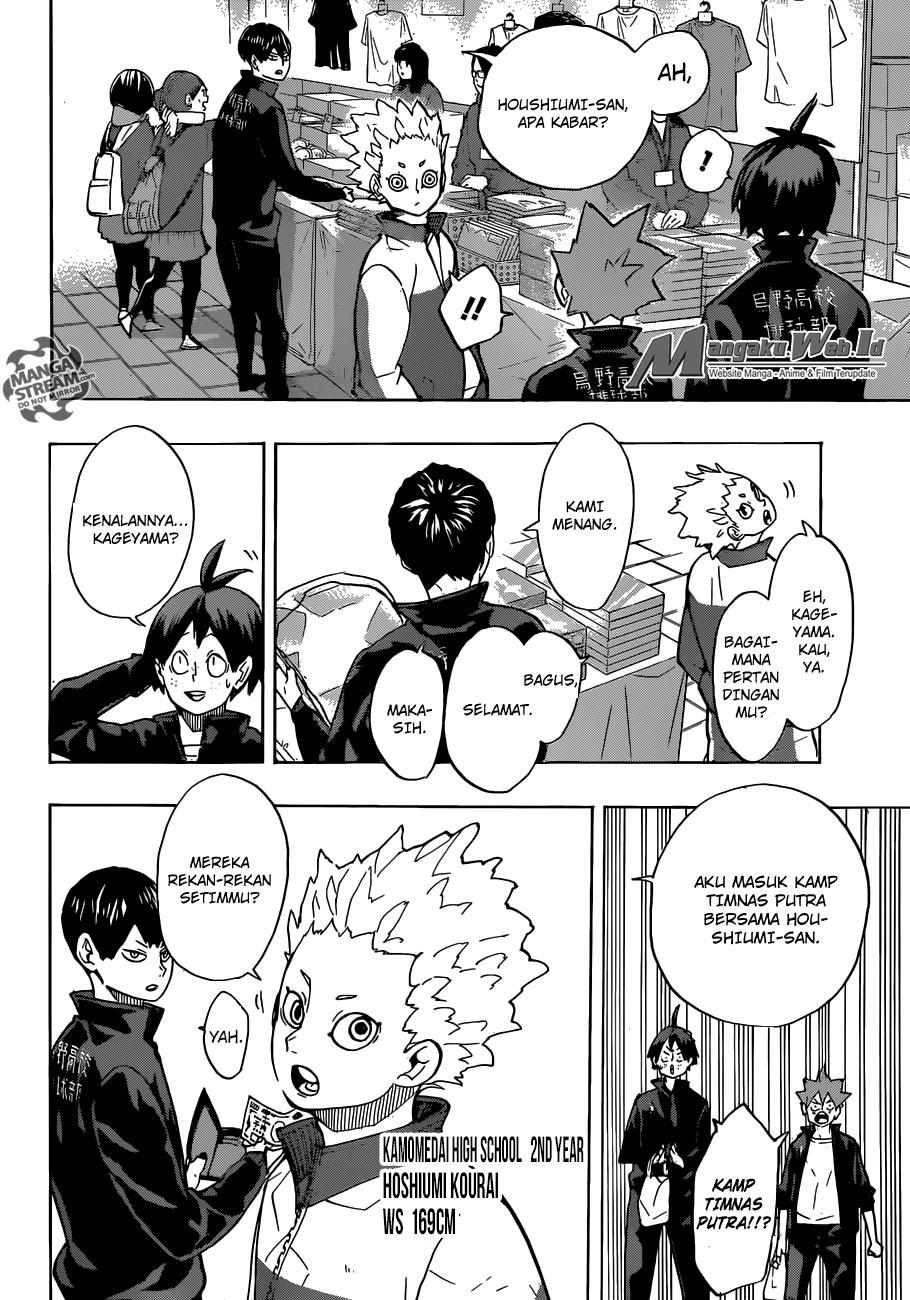Haikyuu!! Chapter 245-2