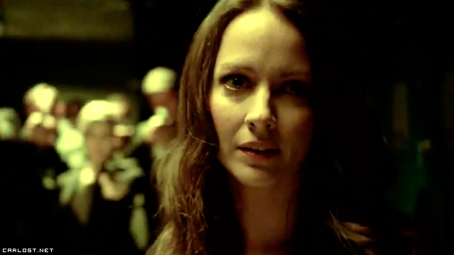 Root (Amy Acker) en Person of Interest 4x11 If-Then-Else