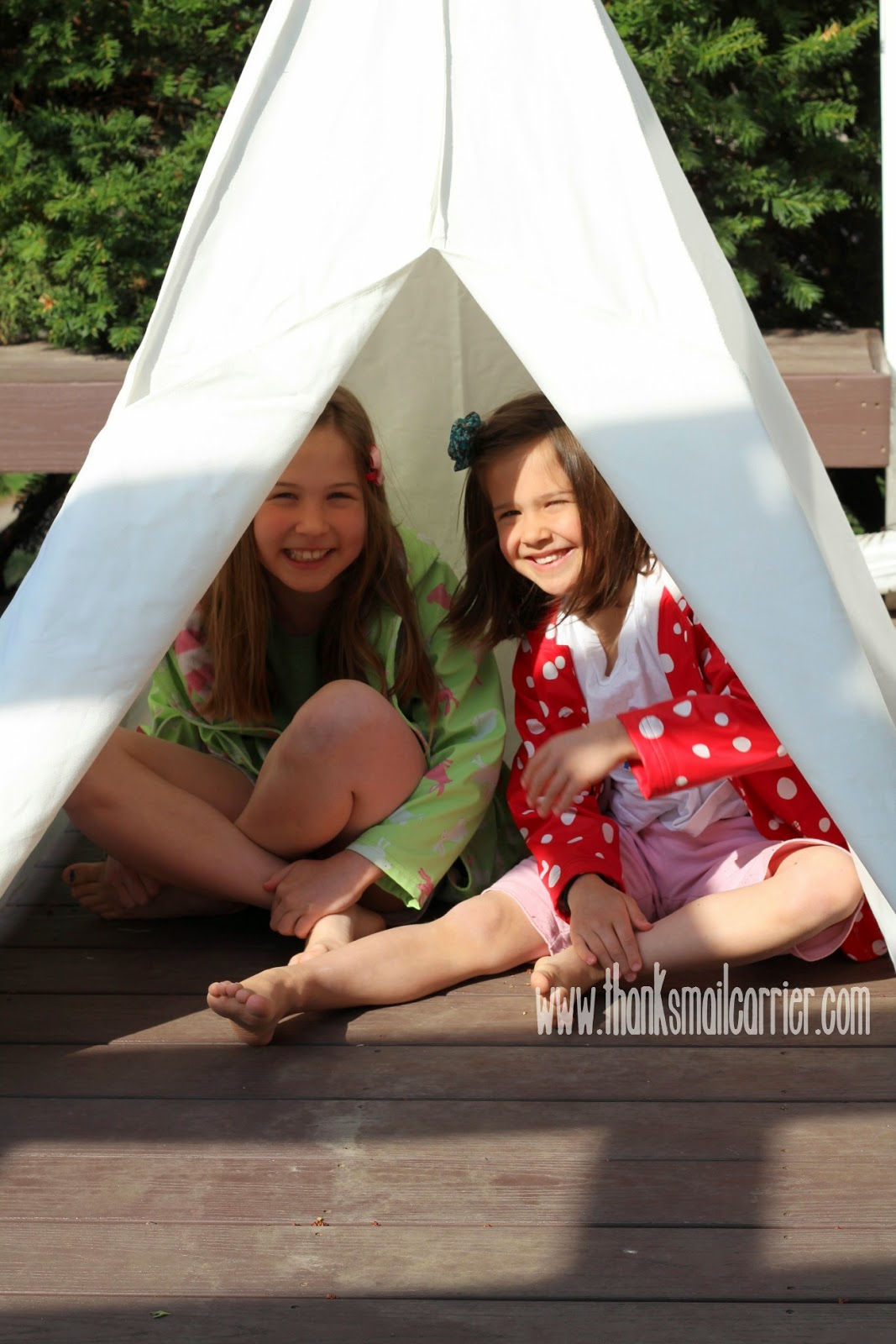 Pacific Play Tents teepee