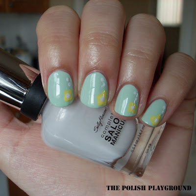 The Nail Challenge Collaborative - Pastels Week 4