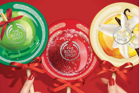 The body shop christmas scents a mummas time out for The christmas shop