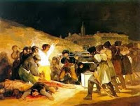 Goya fue testigo del horror