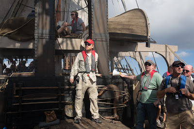In The Heart of the Sea Behind-the-Scenes Image