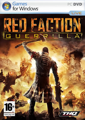 Red Faction: Guerrilla PC Cover