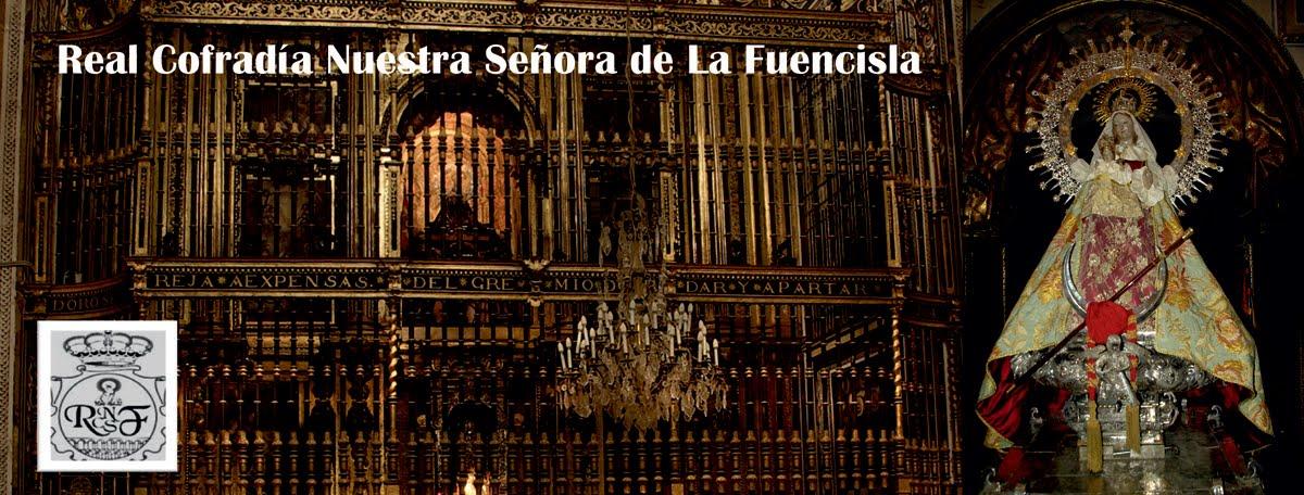 Santuario de la Virgen de la Fuencisla en Segovia