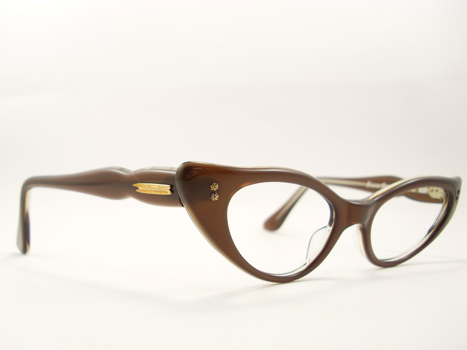 Old Glasses Frames New Lenses : Vintage Eyeglasses Frames Eyewear Sunglasses 50S: Vintage ...