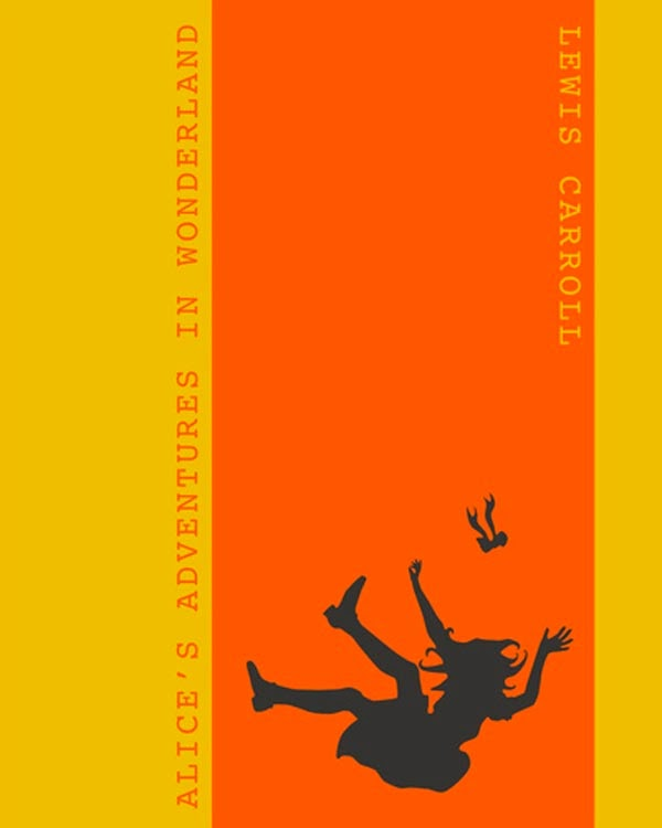 Minimalist Book Cover Art : Inspiring book cover posters to make your walls look
