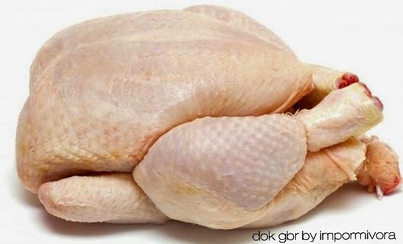 Ini Dia Ciri Dan Cara Memilih Ayam Tak  Mengandung formalin
