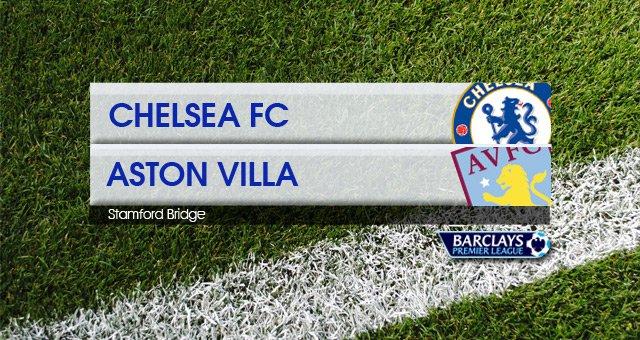 Premier League - Chelsea vs Aston Villa CHE+V+ASTON