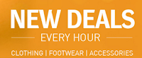 Snapdeal Diwali Sale :New Deals Every Hour for Clothing footwear and accessories,