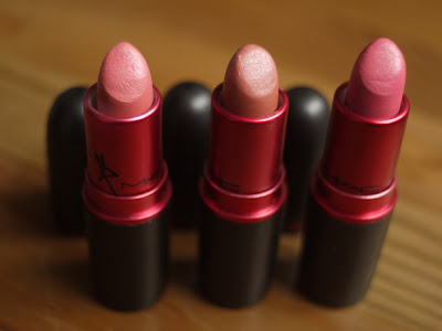 Labiales fake de MAC