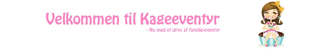Velkommen til Kageeventyr