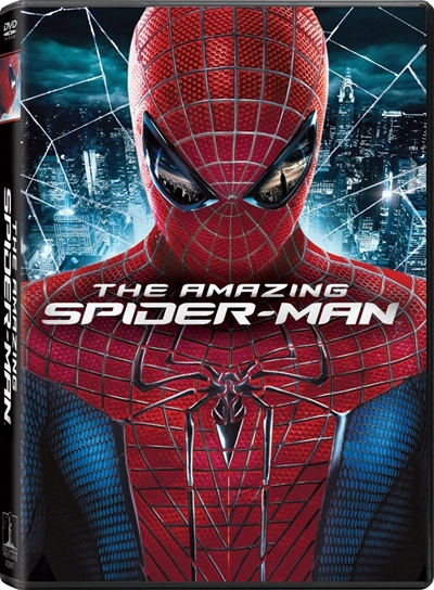 El Sorprendente Hombre Araña DVDR NTSC Español Latino Menú Full