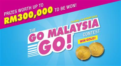 Peraduan Dutch Lady 'Go Malaysia, Go!'