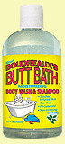 Boudreaux's Body Wash & Shampoo