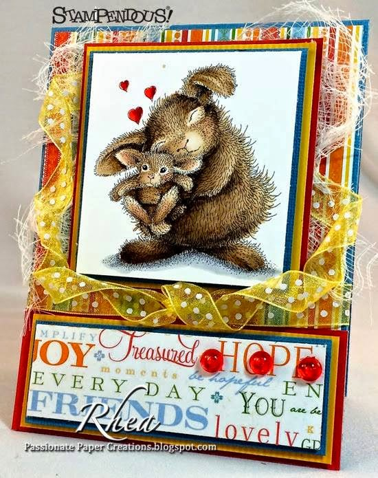 http://passionatepapercreations.blogspot.com/2014/01/bunny-love-stampendous.html