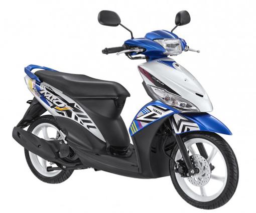 Yamaha Mio J Teen