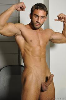 Мужская эротика  голые парни и мужчины