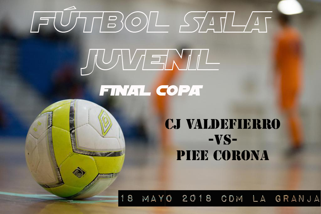 FINAL COPA FS JUVENIL 18/05/2018
