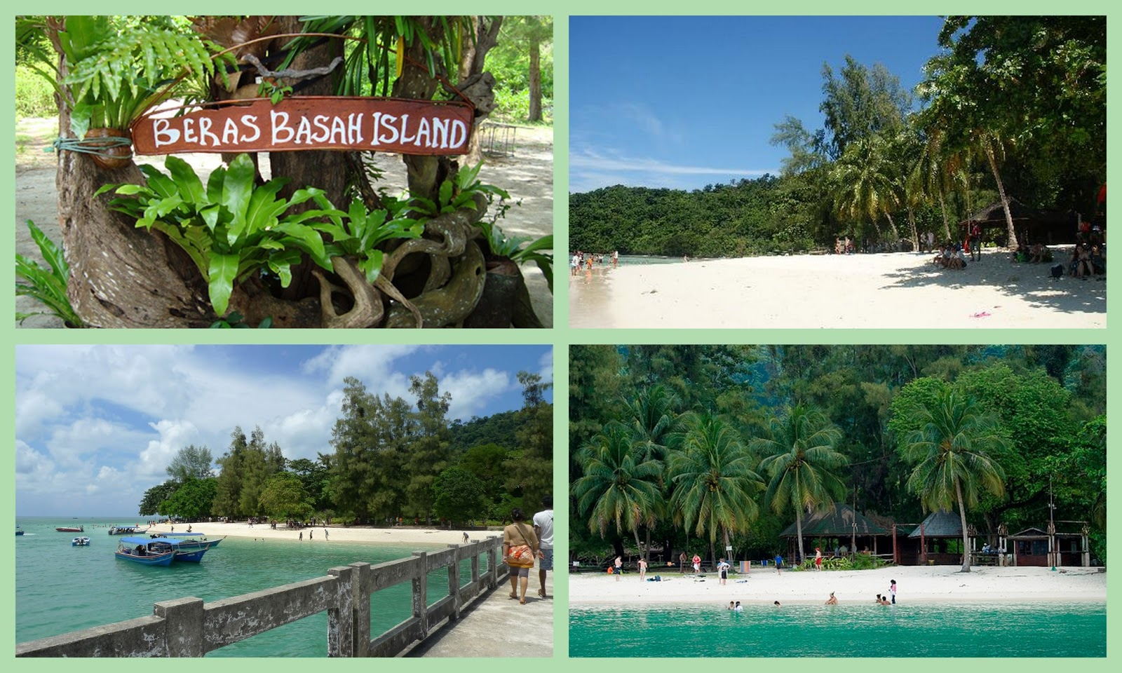Island Hopping Langkawi Package Price