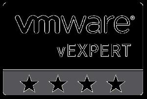 vExpert 2015-2018