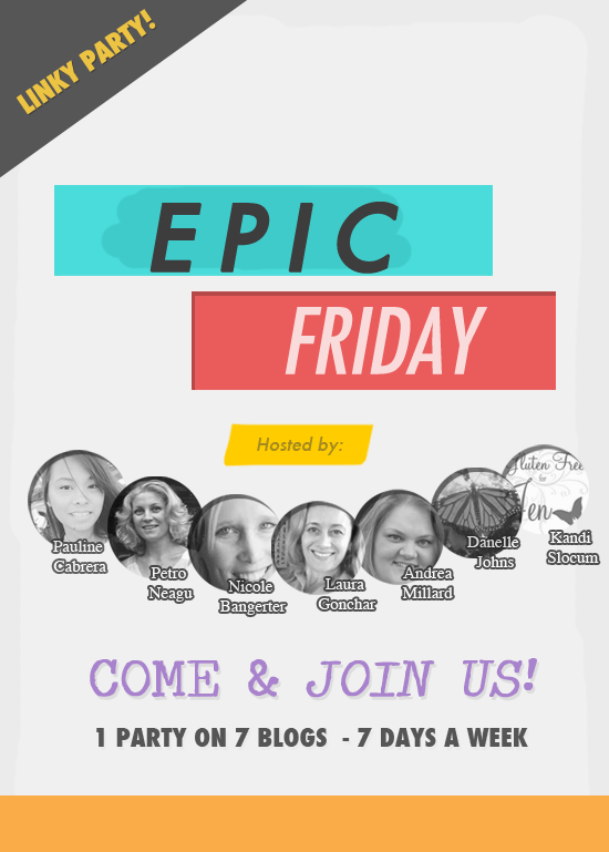 Epic Friday Linky Party image