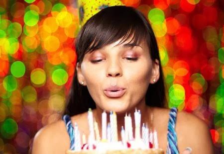 تعرفى على شخصيتك من شهر ميلادك !!!- عيد ميلاد سعيد تورتة كعكة شموع - happy birth day cake candles