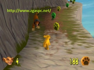 Disney The Lion King 2 Simba Mighty Adventure PS1 ISO Free Download
