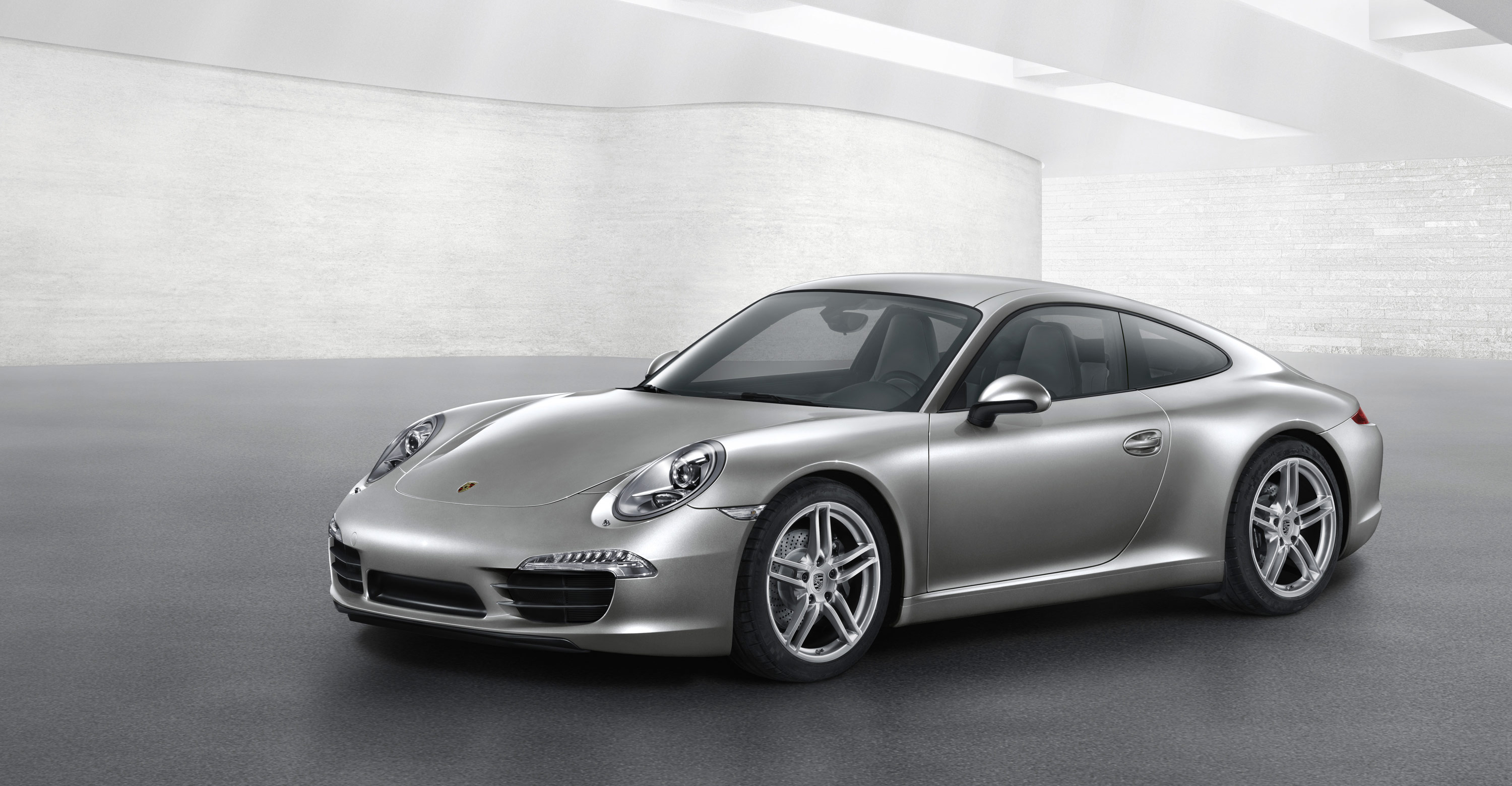 2012 all new style shape porsche 911 991 not 998 model official picture carrera basic simple