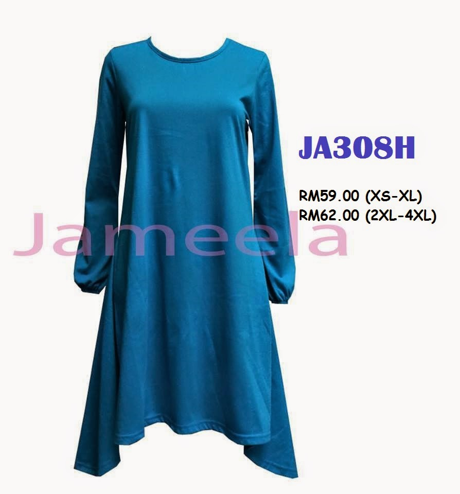 T-shirt-Muslimah-Jameela-JA308H