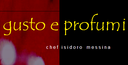 Chef Isidoro Messina