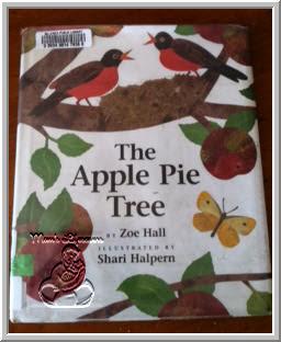 Books We Love – The Apple Pie Tree