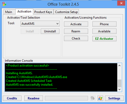 Microsoft toolkit 2 4 5 final 36 mb nami software - Office 2013 toolkit and ez activator ...