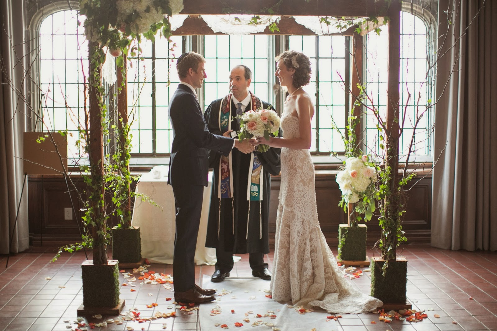 Kirkbrides: Jillian & Alex\'s Wedding at the Tudor Arms