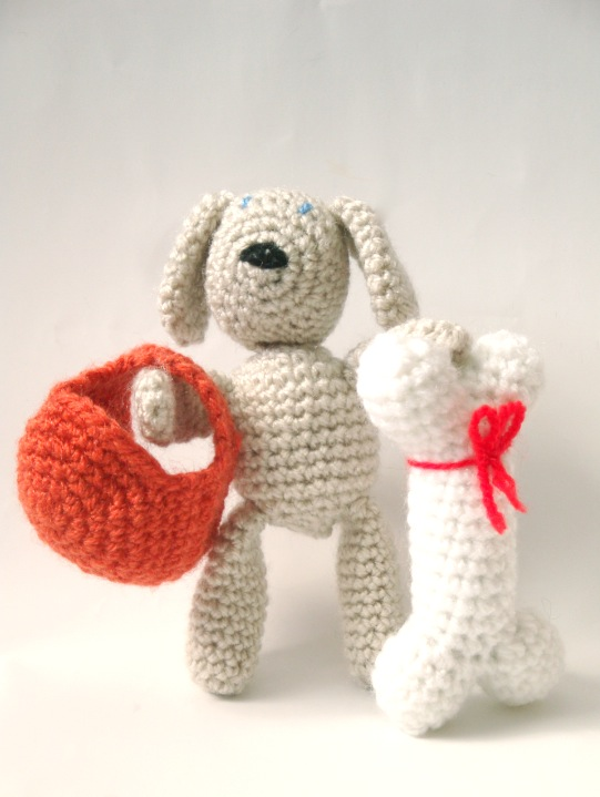Amigurumi Pattern - Dog & Motorbike Mysterious Cats ...
