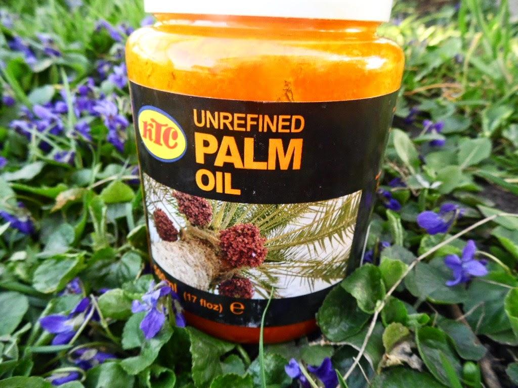 Nierafinowany olej palmowy | włosy | ciało | kuchnia