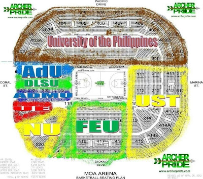 uaap 76 cheerdance competition 2013 schedule and ticket prices tickets