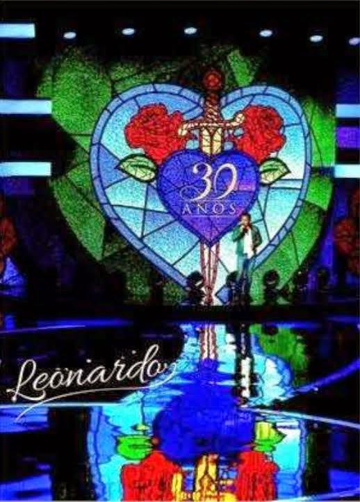 DVD Leonardo 30 Anos Ao Vivo