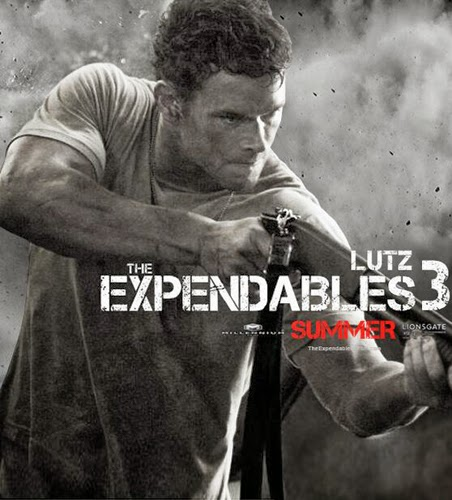 Kellan Lutz The Expendables 3