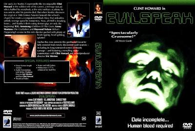 Cover, dvd, caratula: El legado del diablo | 1981 | Evilspeak