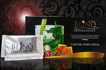 Produk BlinQ Beauty Drink Duta Diana Amir