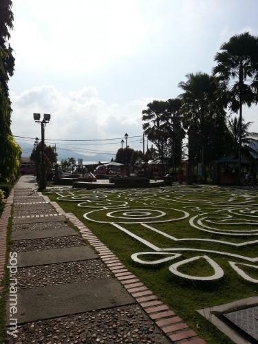 Kota Belanda, Pulau Pangkor