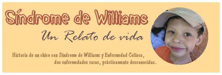 Síndrome de Williams: Un relato de vida