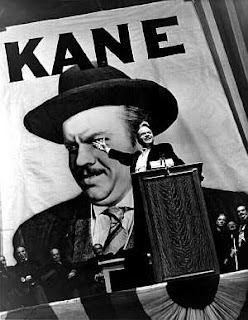 ORSON WELLES - CITIZEN KANE